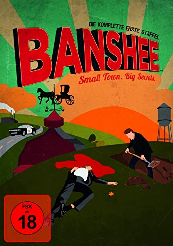 Banshee - Die komplette erste Staffel [4 DVDs]
