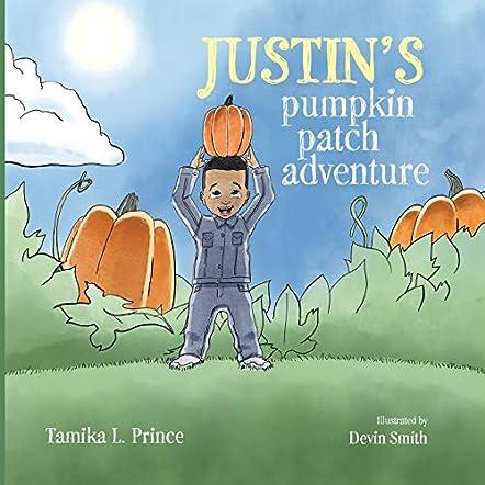 Justin's Pumpkin Patch Adventure