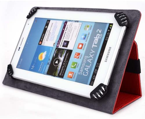 ALCATEL One Touch Pop 7 7 Tablet Case UniGrip Edition RED product image