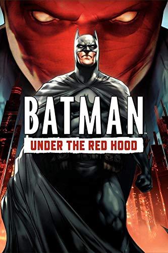 ZPDWT Puzzles 1000 Piezas-Batman: Bajo La Capucha Roja-Juegos Educativos, Rompecabezas De Desafío Cerebral para Niños, Juguete De Regalo Ideal,50 × 75 Cm