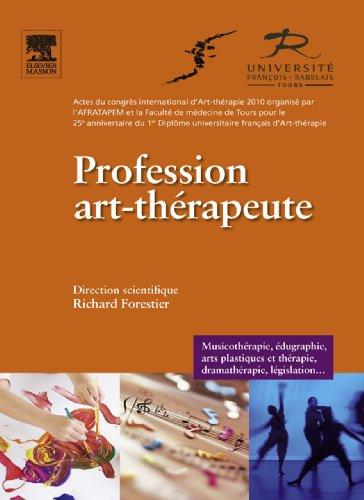 Profession art-thérapeute (Hors collection)