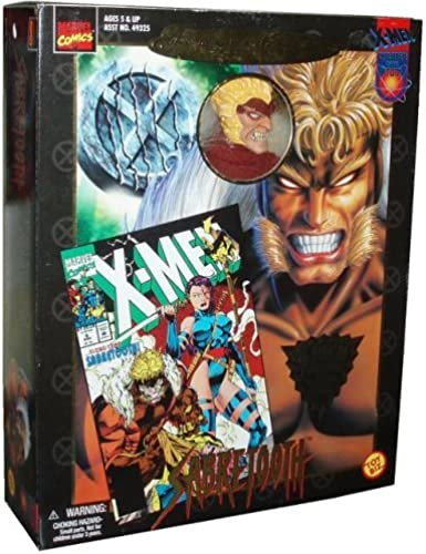 Famous Cover Series Sabertooth by Toy Biz
