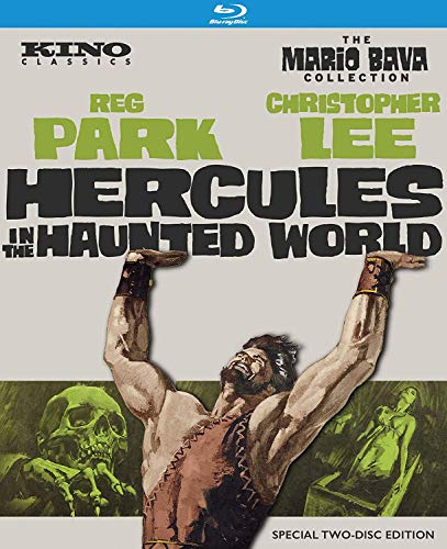 Blu-Ray - Hercules In The Haunted World (1961) [Edizione: Stati Uniti] (1 BLU-RAY)
