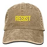 Broderick Tate Resist Unisex Adult Adjustable Gym Dad Hat