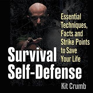 Survival Self Defense audiobook cover art