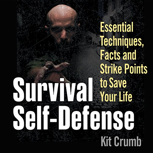 Survival Self Defense Audiobook By Kit K. Crumb cover art