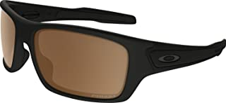 Oakley Men's OO9263 Turbine Rectangular Sunglasses
