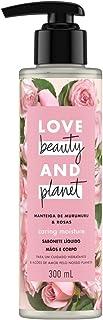 Sabonete Líquido Love Beauty And Planet Caring Moisture 300ml