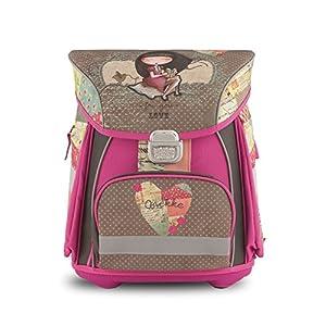 51rVb1wUrAL. SS300  - Anekke Ergo Schulranzen/Ergonomic Backpack Sweet Mochila tipo casual, 42 cm, 23 liters, Multicolor (Sweet)