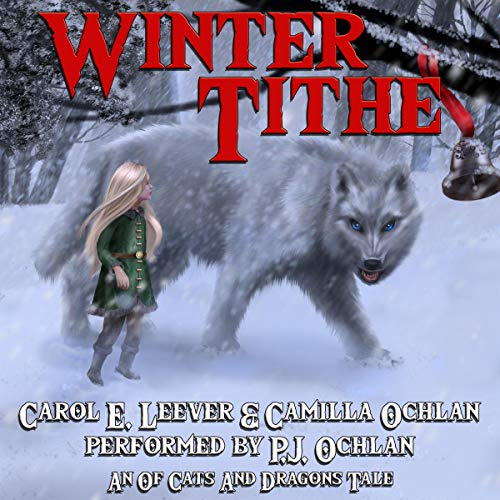 Winter Tithe audiobook cover art