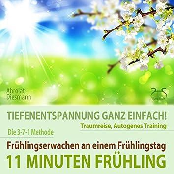11 Minuten Frühling: Frühlingserwachen - Tiefenentspannung, Traumreise, Autogenes Training