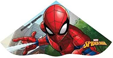 X-Kites Skydelta 42-inches Poly Delta Kite: Marvel Ultimate Spiderman (2018)
