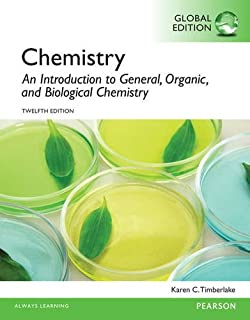 Chemistry: An Introduction to General, Organic, and Biological Chemistry OLP withetxt Global Edition