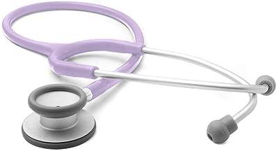 ADC Adscope Lite 609 Ultra Lightweight Clinician Stethoscope, 31 inch Length, Lavender