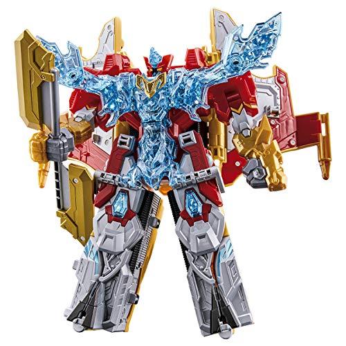 Bandai Mashin Sentai Kiramager Robo Series 04 Mashin Gattai DX Grateful Phoenix