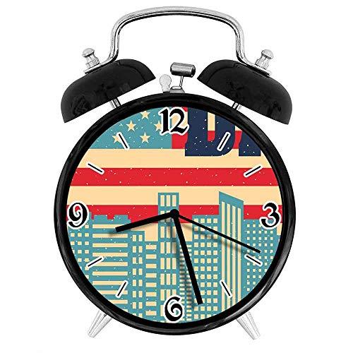 PICOM99 Reloj Despertador Inteligente Día del Trabajo Grung