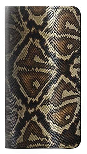 Innovedesire Anaconda Amazon Snake Skin Graphic Printed Caso del Tirón Funda Carcasa Case para LG K10 (2018), LG K30, LG K11