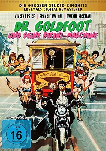 Dr. Goldfoot und seine Bikini-Maschine - Kinofassung (digital remastered)
