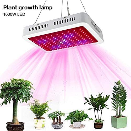 LED Grow Light 2000W - Vander versión actualizada Full Spectrum Led lámpara de cultivo para plantas de interior hidropónicas Veg y flor Iluminación para plantasZ0603