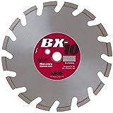MK Diamond 157957 BX-10 14-Inch Dry Cutting Segmented Saw Blade with 1-Inch Arbor