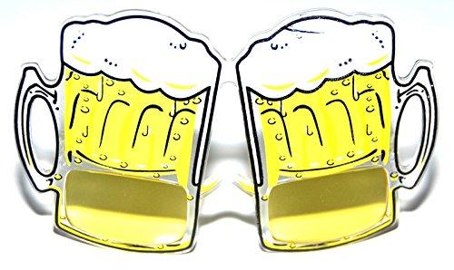 Partybrille Bierkrug / Bier - Brille