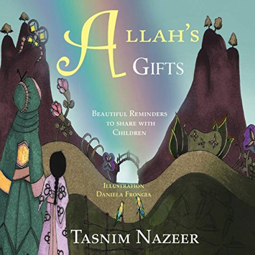 Allah's Gifts audiobook cover art