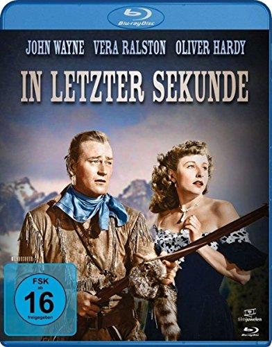 In letzter Sekunde (John Wayne) [Blu-ray]