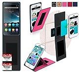 Hülle für Oukitel K6000 Tasche Cover Case Bumper   Pink  