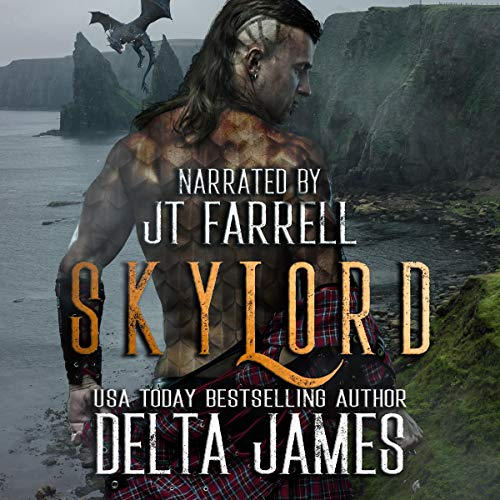 Skylord Audiobook By Delta James cover art