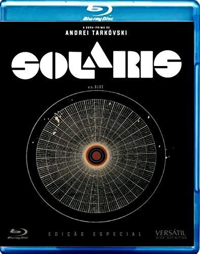 Solaris - Edição Especial - ( Solyaris ) [ Blu-Ray ] Andrei Tarkovsky