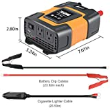 Photo #6: Power Inverter by Ampeak with 750 Watts for Truck Use and Dual 3.1Amp USB with AC Outlets