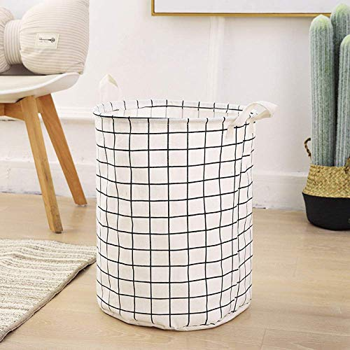 Household Cloth Dirty Laundry Basket Dirty Laundry Basket Folding Toy Clothing vuile kleren Storage Basket Storage Bucket Wasmand lili