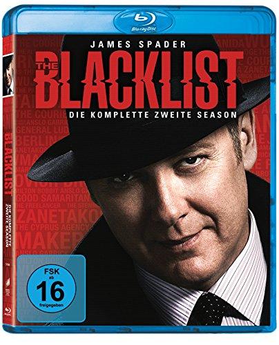 The Blacklist - Die komplette zweite Season [Blu-ray]