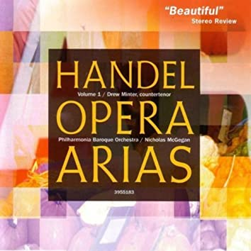 Handel: Opera Arias, Vol. 1 - Arias for Senesino