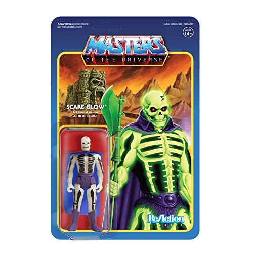 Les Maîtres de l'univers - Figurine Reaction Scare Glow 10 cm