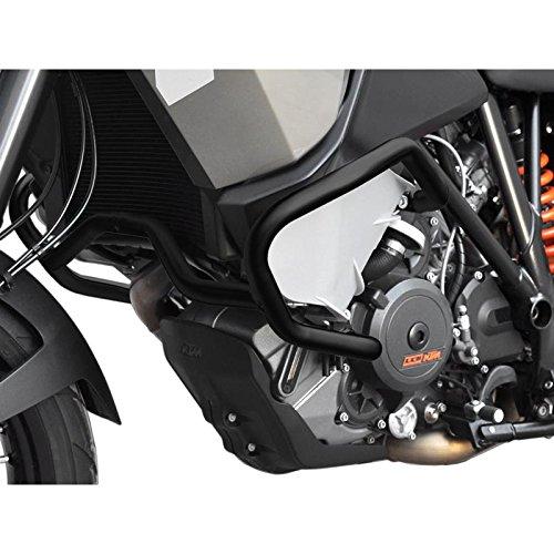 IBEX 10001939 Sturzbügel Schutzbügel Sturzschutz Motor Crash Bars schwarz