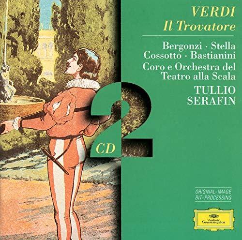 Ettore Bastianini, Antonietta Stella, Fiorenza Cossotto, Carlo Bergonzi, Orchestra del Teatro alla Scala di Milano, Tullio Serafin & Giuseppe Verdi