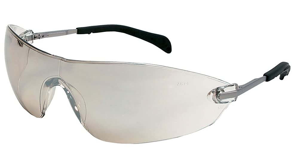 名前うぬぼれたマークCrewsブラックジャックs2219?Elite S / GlassesクロムTPL I / Oクリアミラーレンズ( 12ペア)
