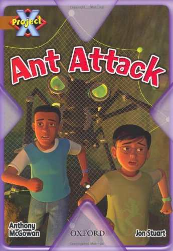 Project X: Brown: Conflict: Ant Attackの詳細を見る