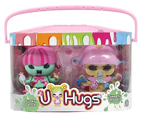 Giochi Preziosi U-Hugs UHU16500 - Bambola Robot e Dancer