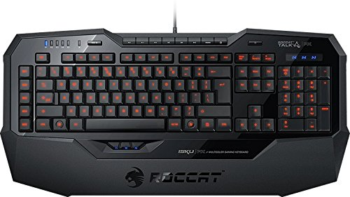 Roccat Isku FX Multicolor Gaming Keyboard (HUN Layout - QWERTZ)