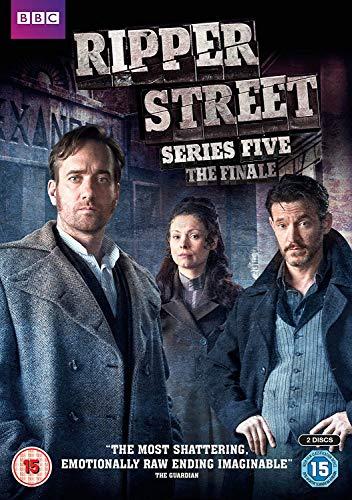 Ripper Street - Series 5 (2 DVDs)