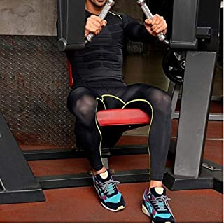BEESCLOVER Mens Athletic Pants Running Training Sports Rn