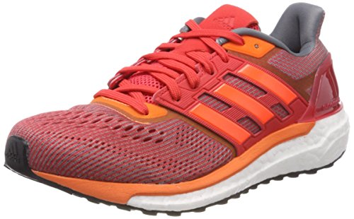 Adidas Supernova W, Zapatillas de Trail Running Mujer, Naranja (Naalre/Naalre/Negbas 000), 36 2/3 EU