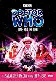 Doctor Who: Time & The Rani -  DVD, Andrew Morgan, Wanda Ventham