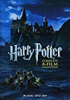 Harry Potter: The Complete 8-Film Collection is on sale for limited time only. Valid while supplies last and when shipped...