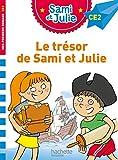 Sami et Julie CE2 - Le trésor de Sami et Julie