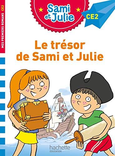 Sami et Julie CE2 : Le trésor de Sami et Julie
