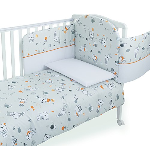 ITALBABY 120.9010 – 011 complet couette pour lit