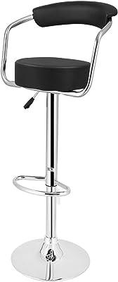 Stupendous Amazon Com Modern Contemporary Adjustable Bar Stools Set Gamerscity Chair Design For Home Gamerscityorg